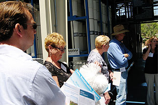 Photo 2 of 6: Photo of guests taken during tour