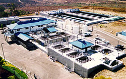 Photo of Otay Water Treatment Plant