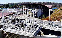 Photo of Miramar Water Treatment Plant