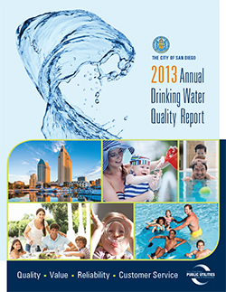 Photo of 2013 Annual Drinking Water Quality Report