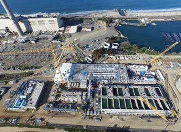 Photo of Desalination Plant