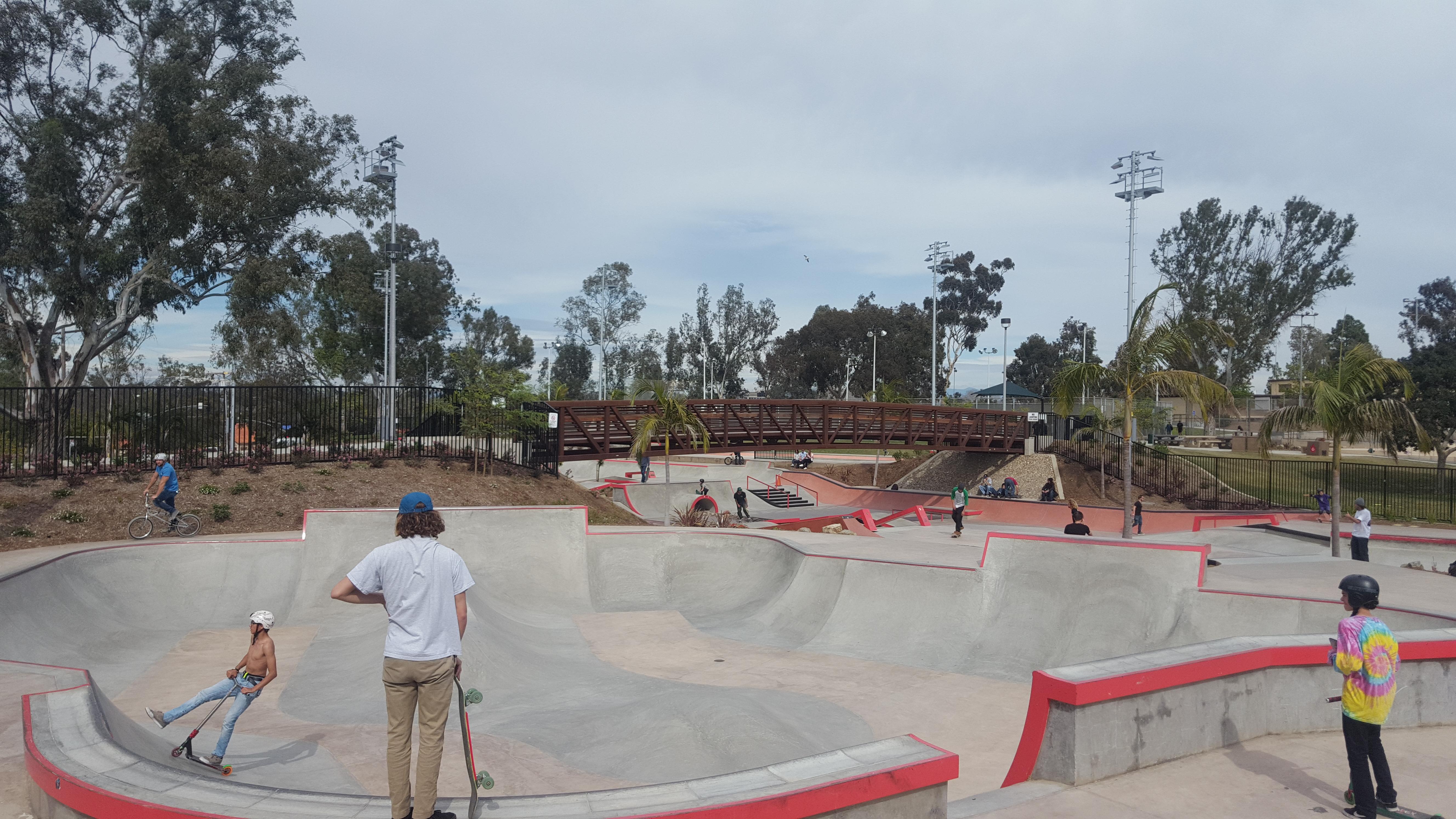 linda vista skateboard park city of san diego official website