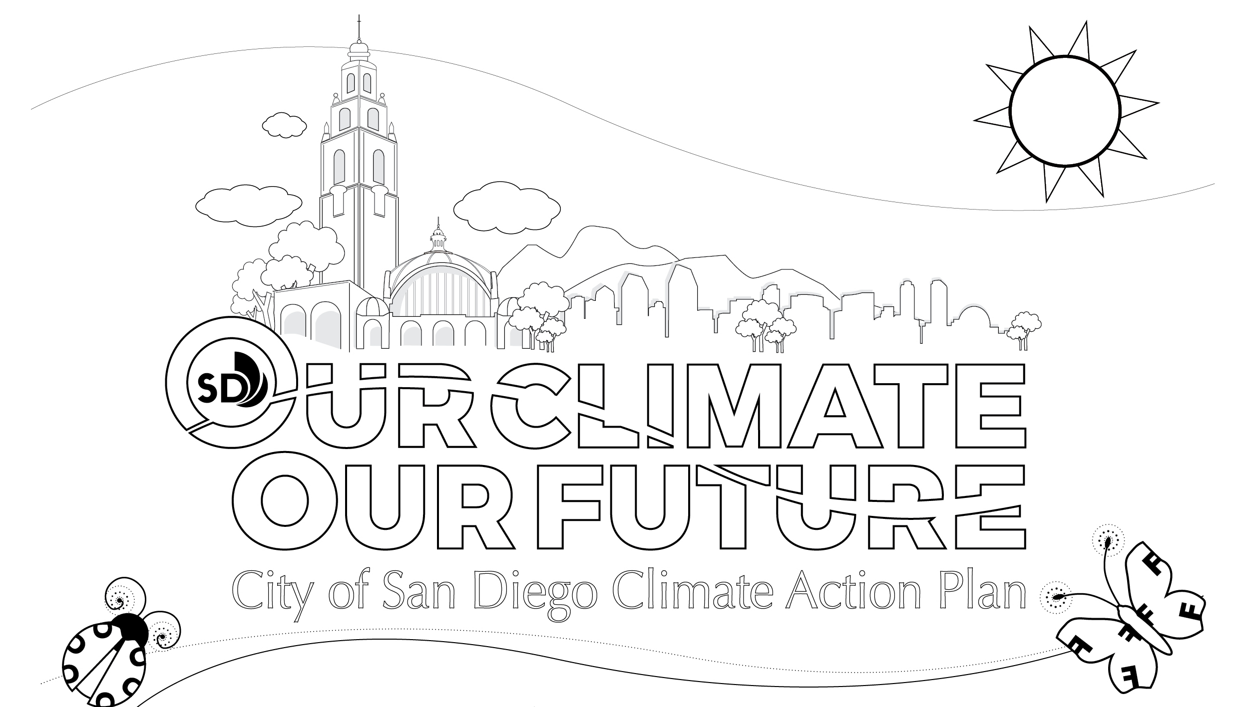 Our Climate, Our Future booklet
