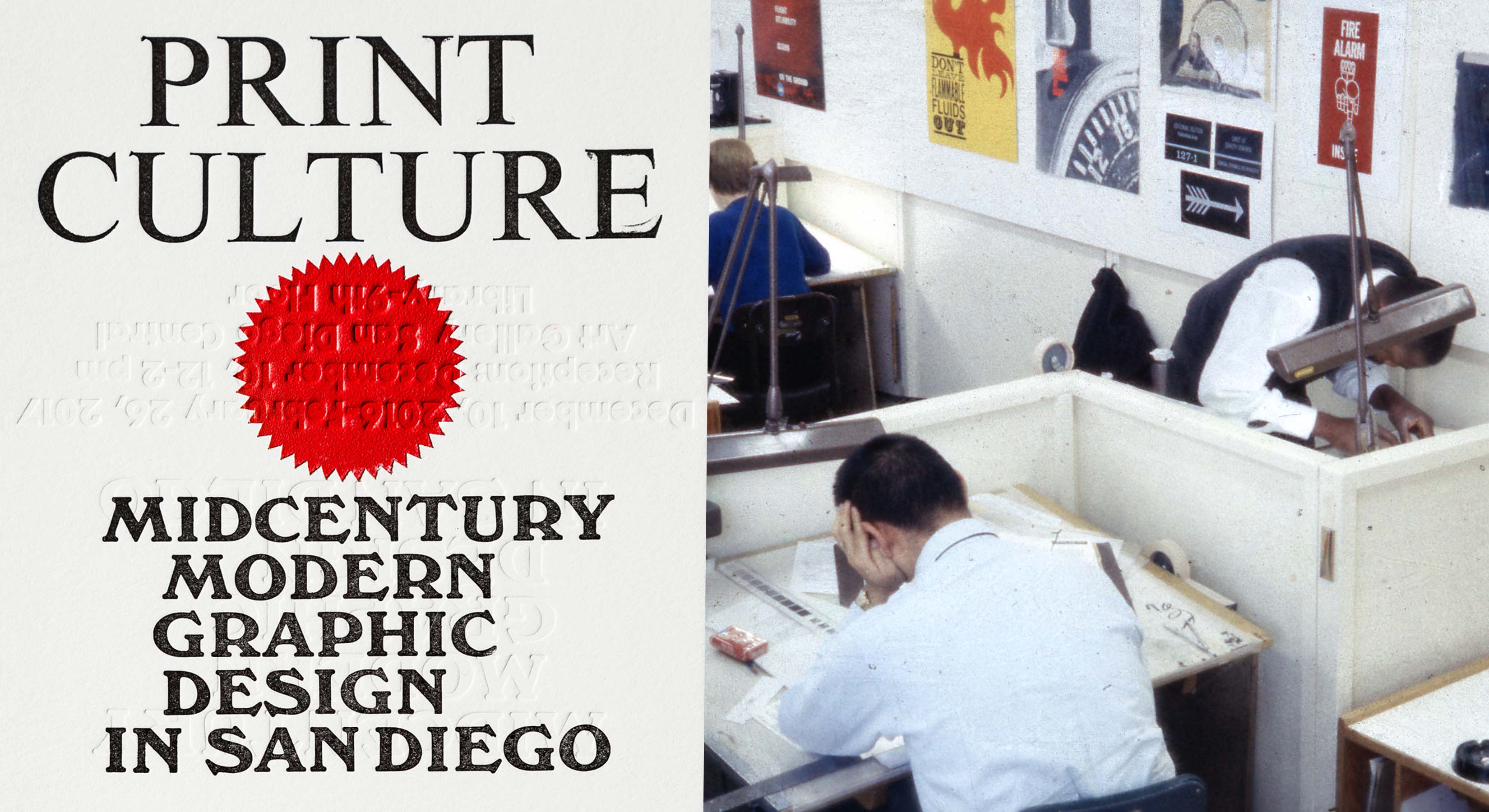 Print Culture: Midcentury Modern Graphic Design