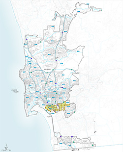 Maps City of San Diego Official Website