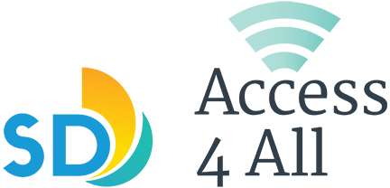 SD Access 4 All logo