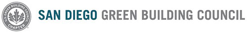 The San Diego Green Building Council logo