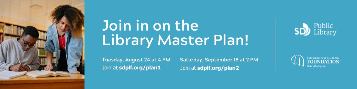 Library Master Plan