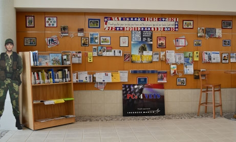 Point Loma/Hervey Library Veteran's Resource Center