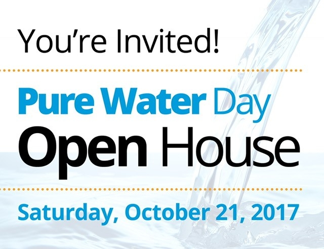 Pure Water Day Open House