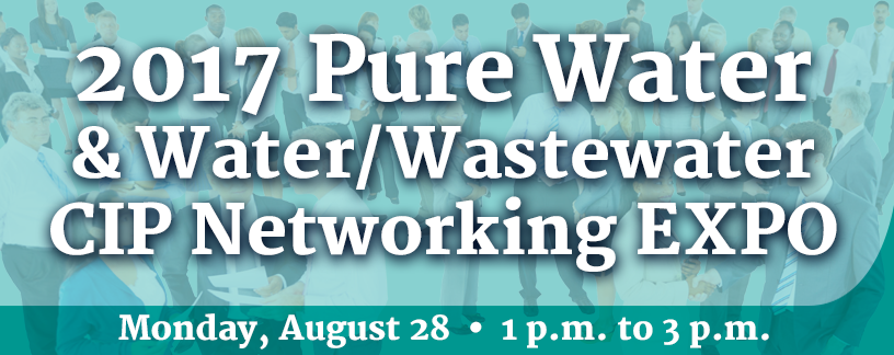 2017 Pure Water Networking Expo Image