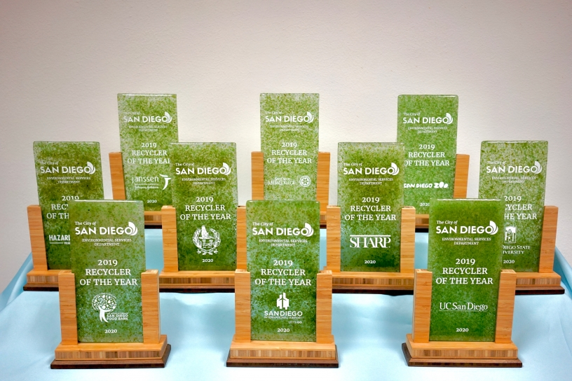 2019 Recyclers of the Year Awards