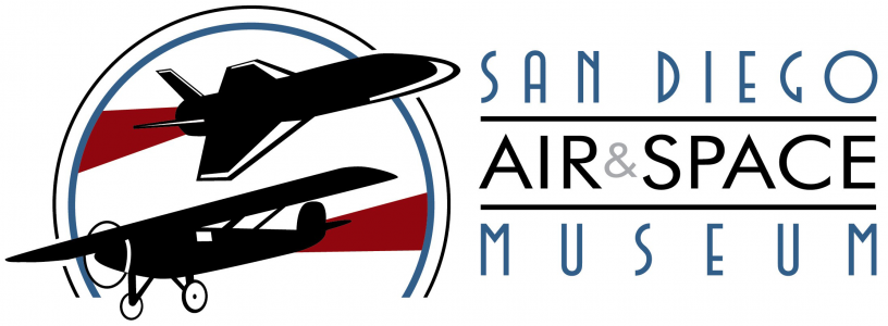 San Diego Air & Space Museum logo