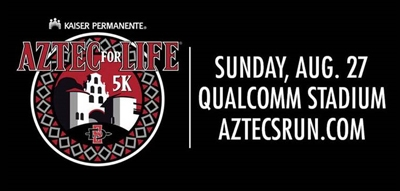 Aztec for Life 5K – August 27, 2017
