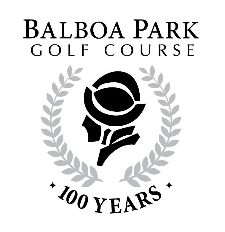 074a1df82ea Balboa Park Golf Course Centennial Logo