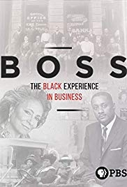 Boss - The Black Experience in Business movie poster