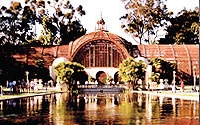 Photo of Balboa Park Botanical Building