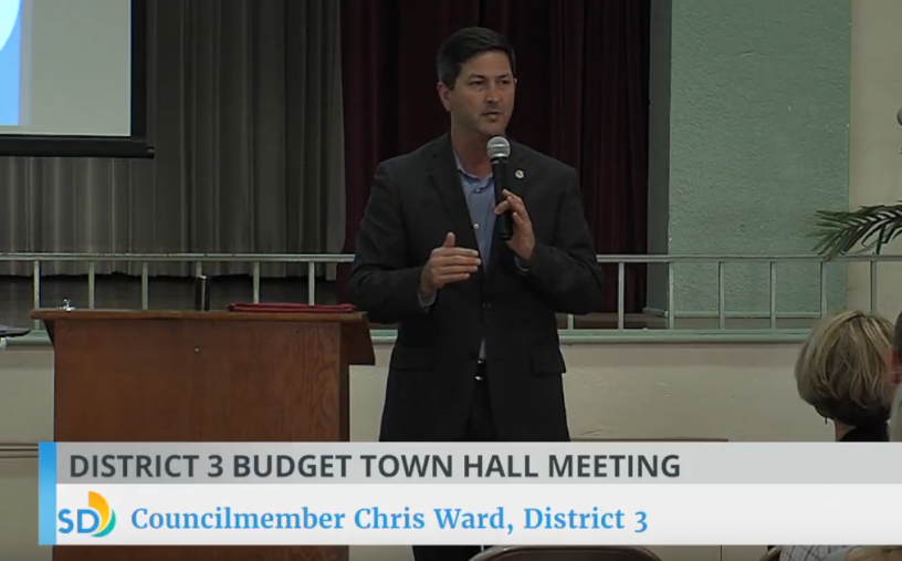 Budget Town Hall 2018