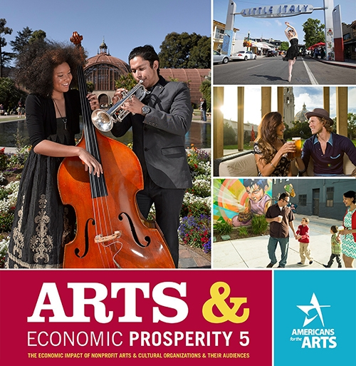 Arts and Economic Prosperity Report Photo