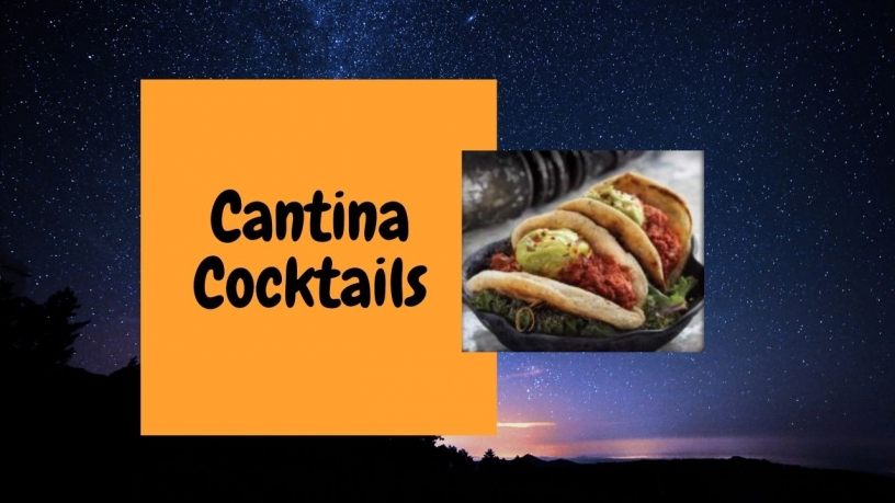Cantina Cocktails graphic