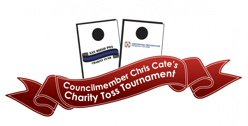 D6 Charity Toss 2017 logo