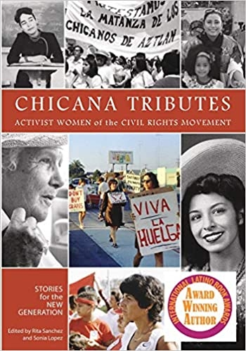 Chicana Tributes Book Cover