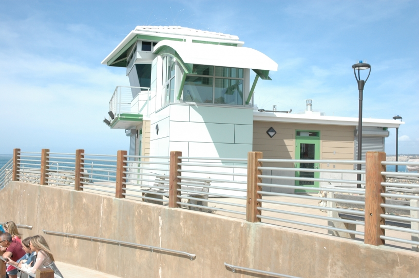 Photo of Childrens Pool Lifeguard Tower