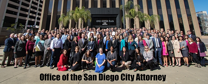 Photo of City Attorney Group