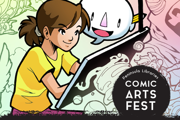 Comic Arts Fest graphic