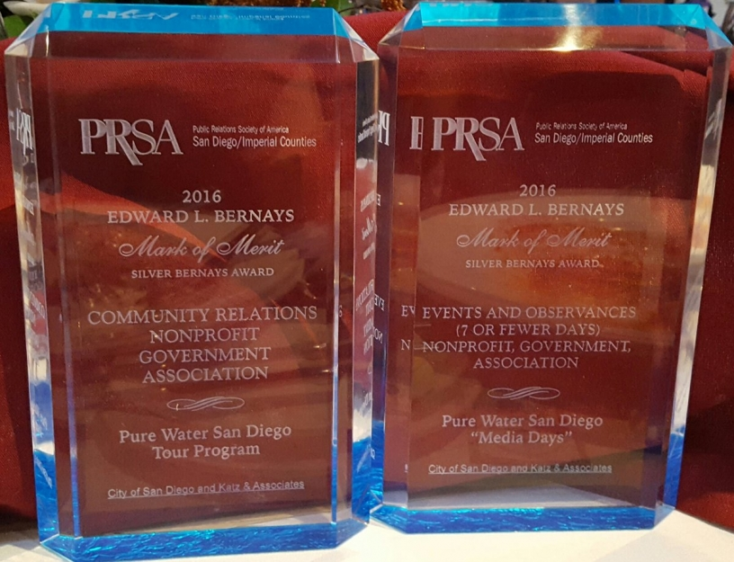 PRSA Bernays Awards 2016