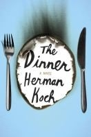 The Dinner by Herman Koch book cover