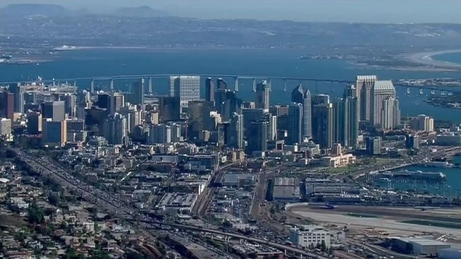 Downtown Sd Skyline Jpg City Of San Diego Official Website