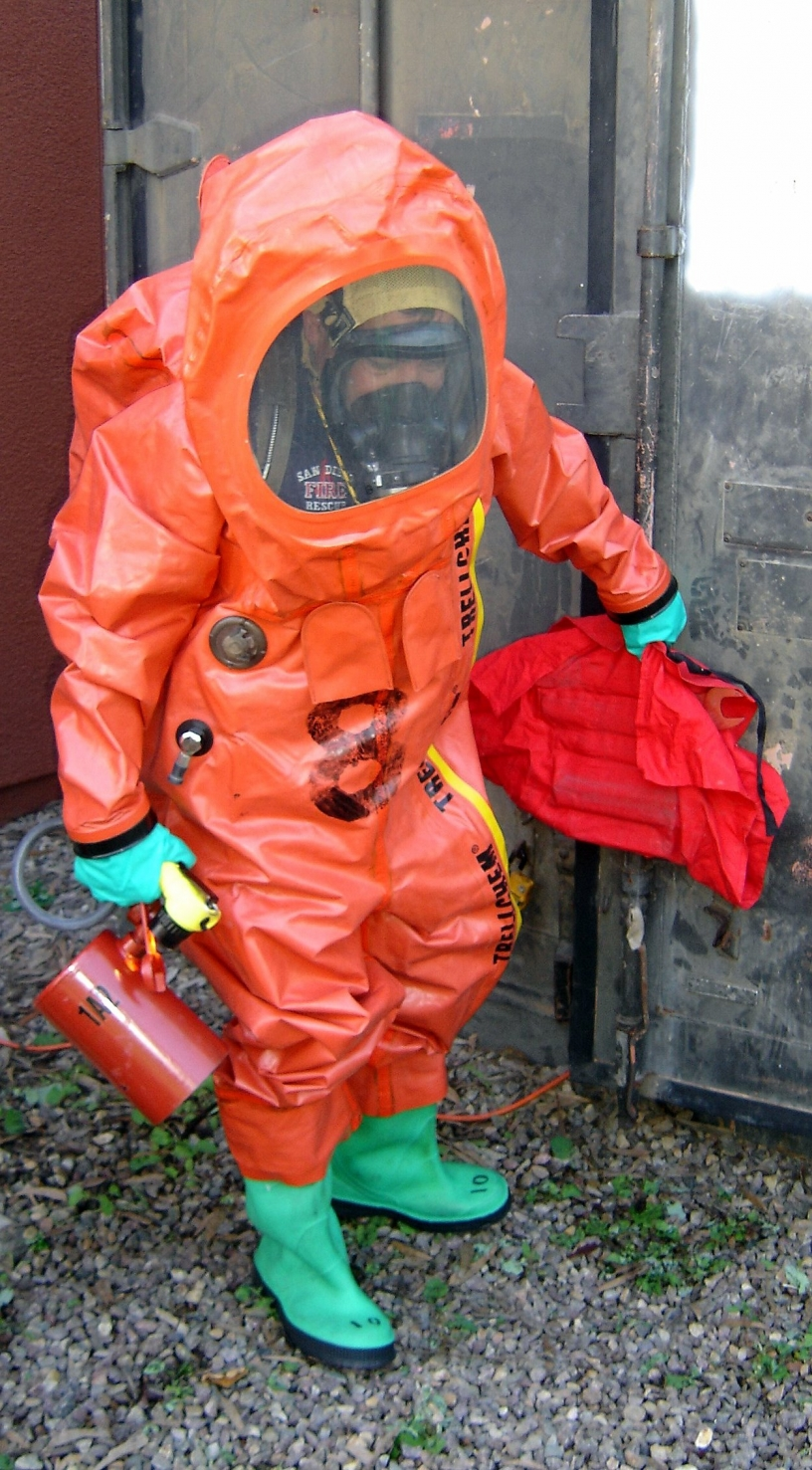 Photo of Hazardous Materials Technician