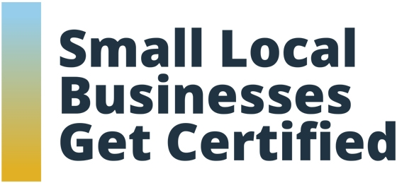 Small Local Businesses Get Certified