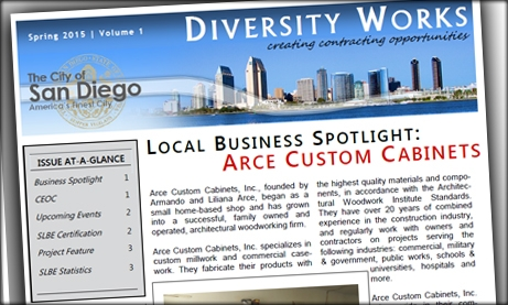 Diversity Works Newsletter