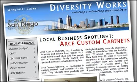 Diversity Works Newsletter