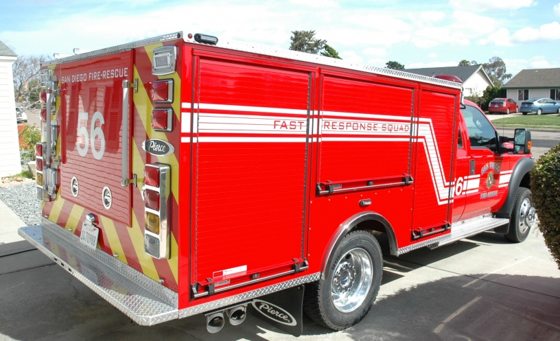 Photo of Fast Response Apparatus