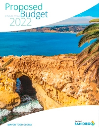 FY 22 Proposed Budget Cover