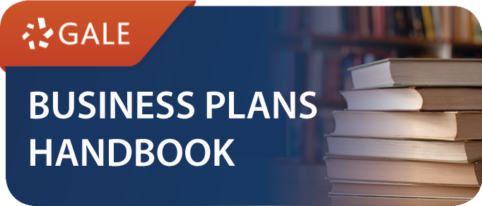 Gale Business Plans handbook graphic