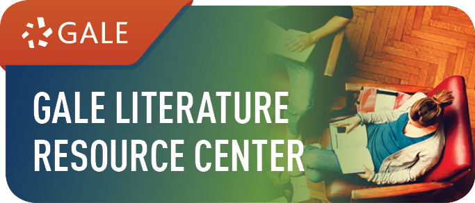 Gale Literature Resource Center logo