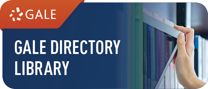 Gale Directory Library graphic