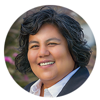Photo of Councilmember Georgette Gómez