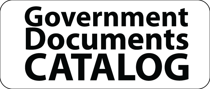 Government Documents Catalog graphic