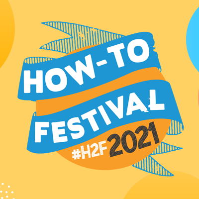 Image of How to Festival logo
