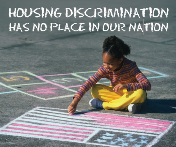 Housing Discrimination Graphic