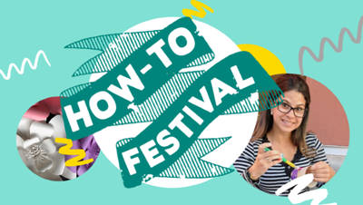 How To Festival graphic