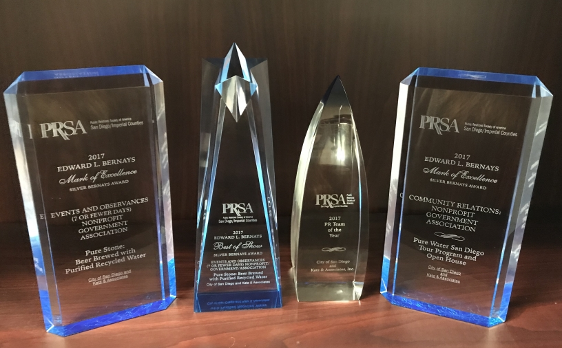 PRSA Bernays Awards 2017