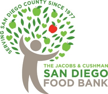 Jacobs & Cushman San Diego Food Bank logo