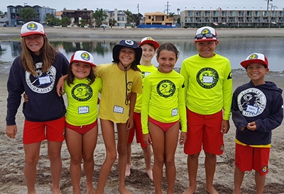 b66ed7866e91 photo of a group of Junior Lifeguards