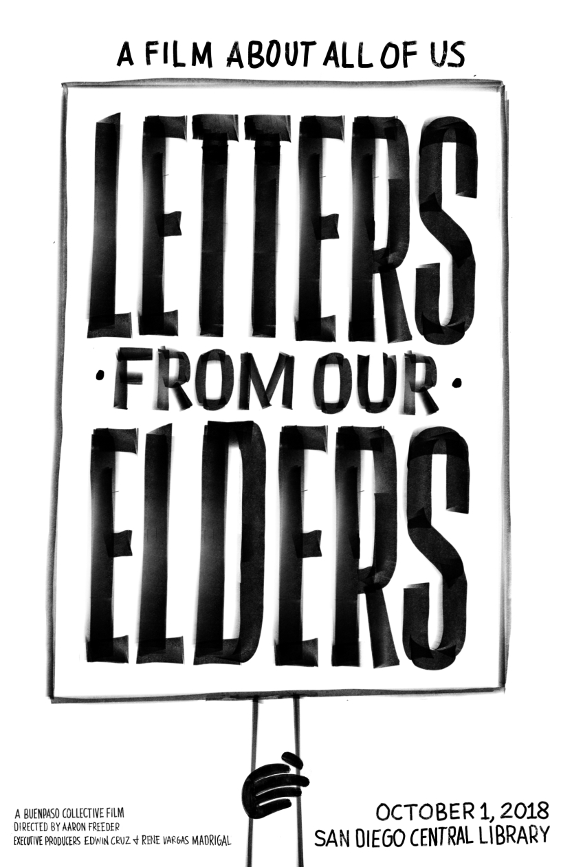 Letters from our Elders movie poster